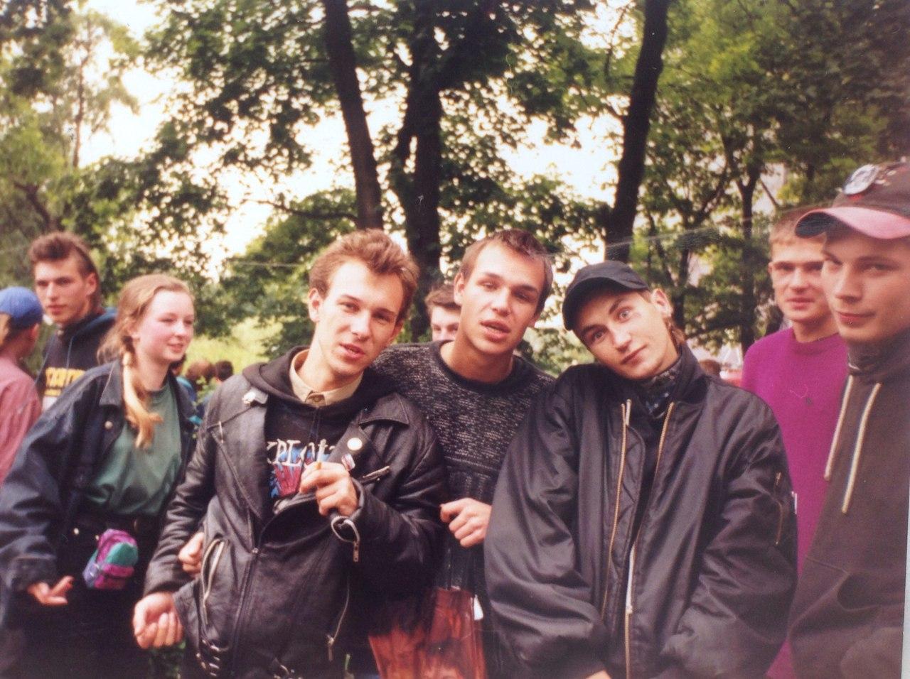 Знакомства рокеров калининград объявления знакомства в ростове на дону