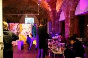 «Open Studio» в «Воротах»: Как это было