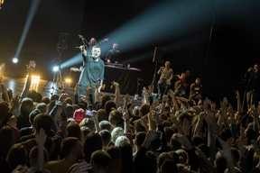 Дважды в одну реку: Баста дал второй аншлаговый концерт в «Янтарь холле»