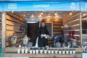 Мороз и сбитень: Успейте на последние дни Праздника зимних напитков у «Янтарь холла»