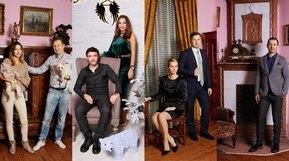 Каждый раз, 31 декабря…: Семейные традиции известных калининградских пар